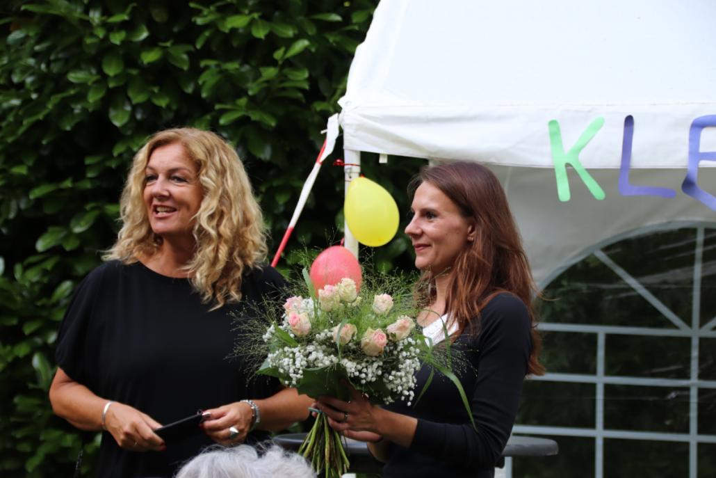 Bettina Tietjen feiert ihr 10-jähriges Jubiläum als Schirmherrin des Ronald McDonald Hauses Kiel