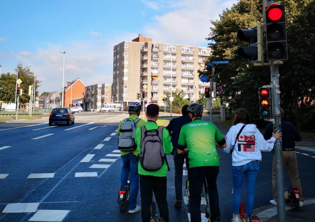 Finale der 30-Tage-Tour endet an der Kiellinie