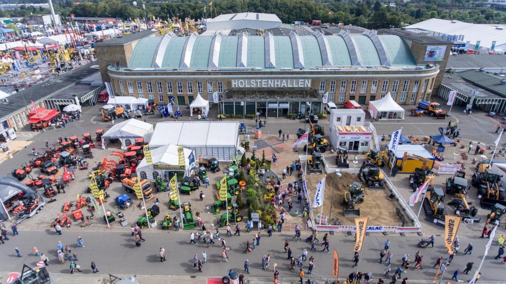 Über 800 Aussteller aus 14 Ländern informieren auf der NordBau in Neumünster jedes Jahr rund 64.000 Besucher über neue Trends in der Baubranche