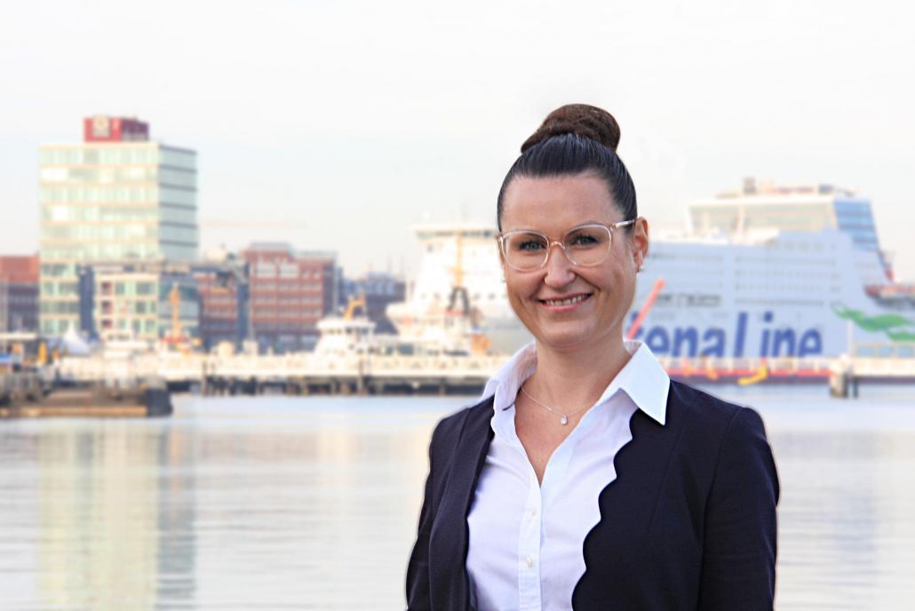 """Für Steuerberaterin Justyna Dopke ist die Zukunft in der """"digitalisierten Kanzlei"""" unkompliziert, direkt und papierlos"""