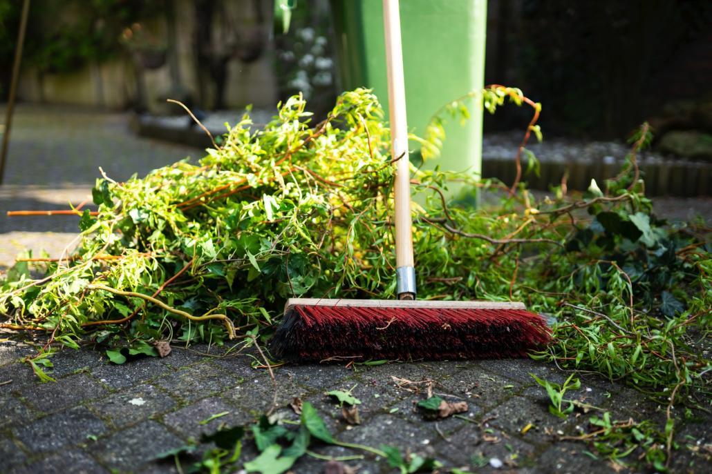 Grünschnitt kostenlos abgeben