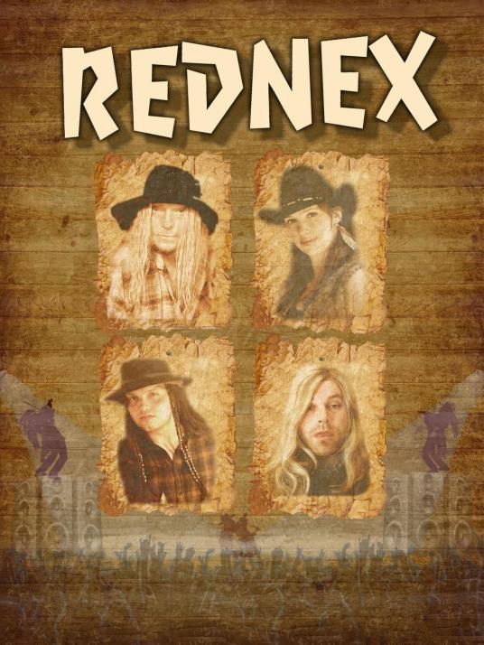 Flotten Country bringen REDNEX um 21.35 Uhr auf die Haupt-Bühne