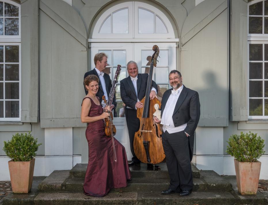 Wagners Salonquartett begeistert mit Musik der Belle Époque