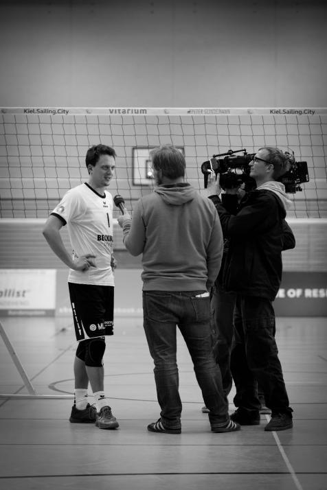 Heiß begehrt: Moritz Behr wurde in der letztenSpielzeit zum wertvollsten Spieler der Liga gewählt