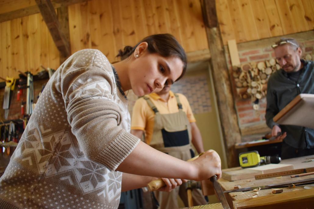 Werkeln ohne Grenzen – bei UpMöbel könnt ihr eure Kreativität ausleben