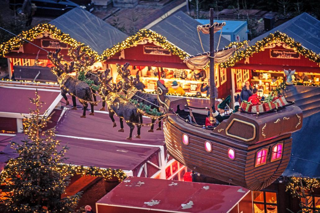 Das sind die Kieler Weihnachtsmärkte
