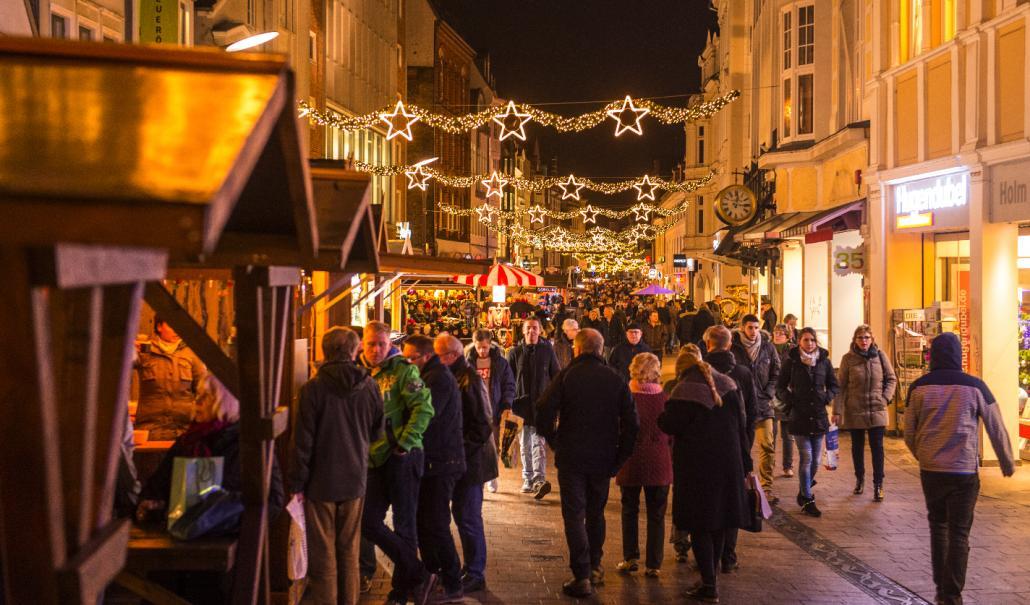 Adventsmärkte in Schleswig-Holstein