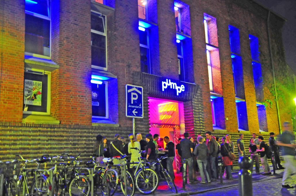 Seit 40 Jahren ist die Pumpe in der Haßstraße nicht mehr aus dem Kieler Kulturbetrieb wegzudenken