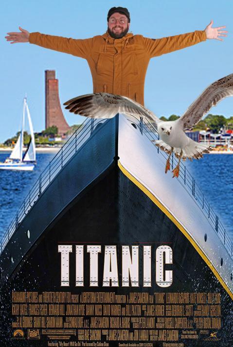 Mein Outing als Titanic-Fan