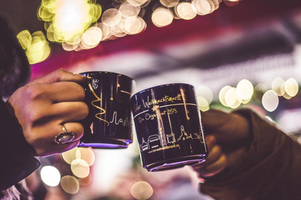 Natürlich darf auch ein Weihnachtsmarkttasting nicht fehlen. Im Dezember stellten wir euch unsere Highlights vor.