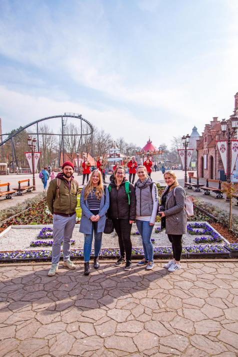 Für ihre Reihe Gleis & Meer hat die KIELerleben-Redaktion Förde Fräulein Finja zum Hansa-Park begleitet. Wir hatten eine Menge Spaß!