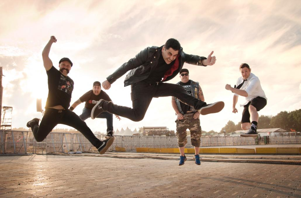 Kraftvoller Pop-Punk von Zebrahead