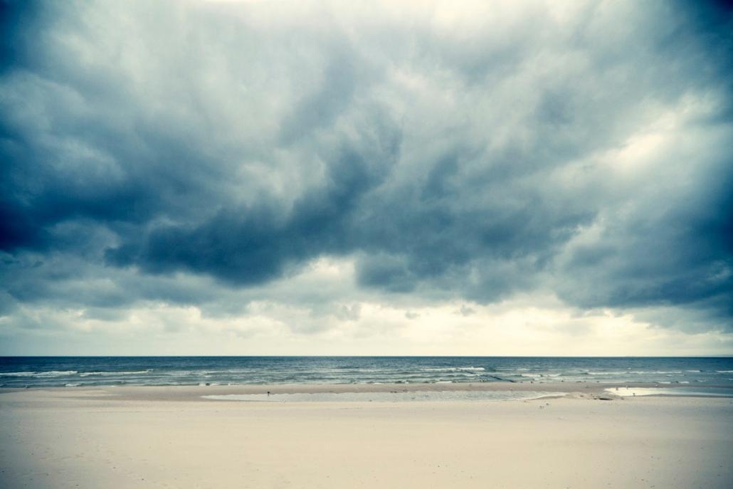 Ein Sturm kann beeindruckend sein, aber auch sehr gefährlich