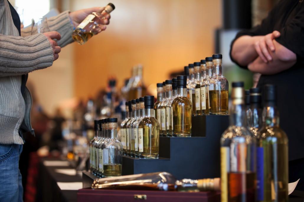 Whisky Tasting in Altenholz