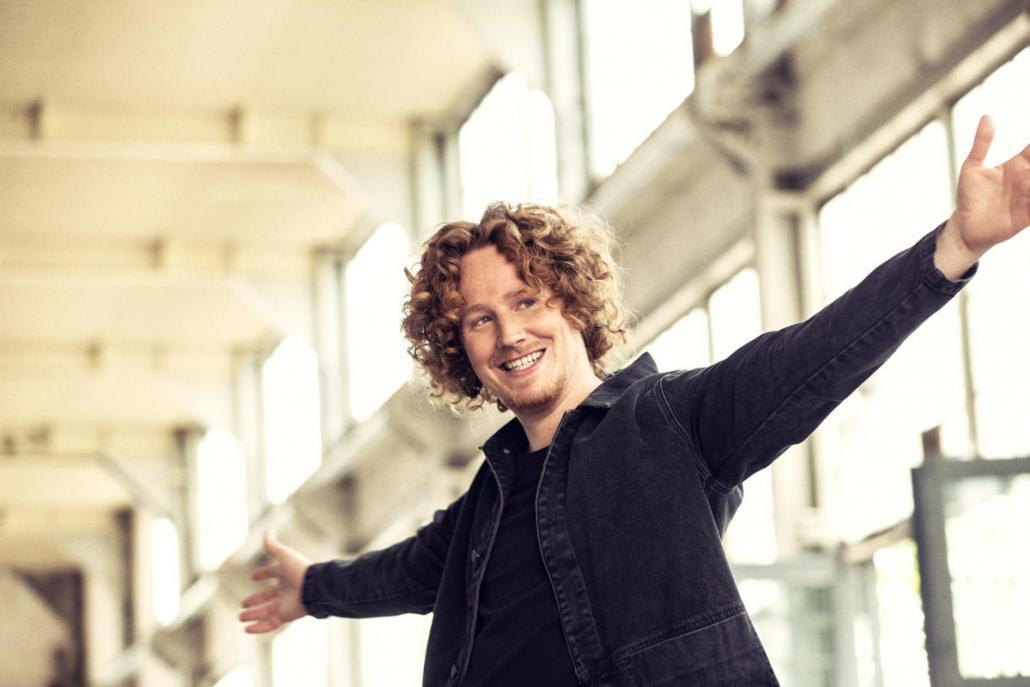 Michael Schulte ist spätestens seit der Teilnahme am Eurovision Songcontest kein unbekanntes Gesicht mehr