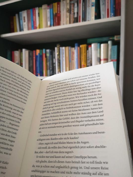 Buchhandlungen um die Ecke