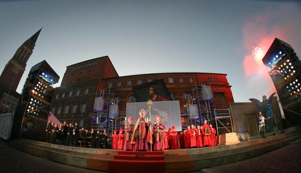 "Theater Kiel streamt ""Tosca"" und ""Pit&Paula"""