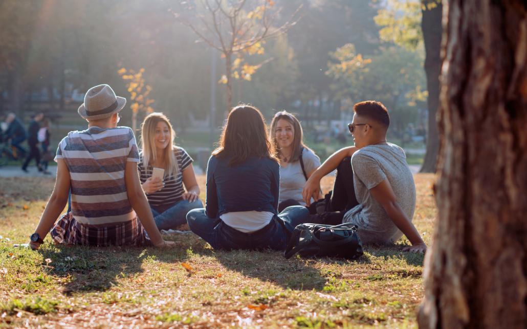Die Stadt Kiel appelliert in diesem Jahr an Personengruppen, den Schrevenpark am Vatertag zu meiden.