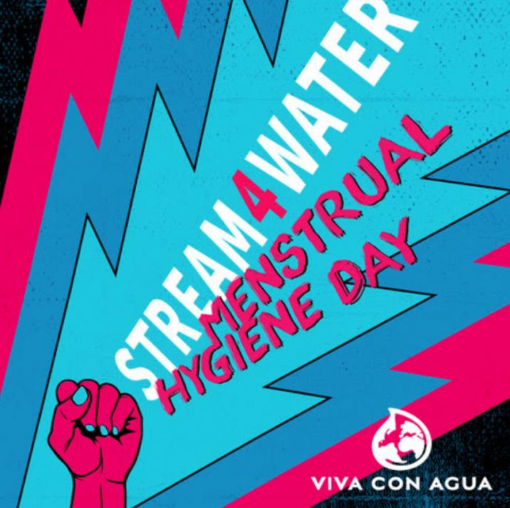 Viva con Agua streamt Charity Event