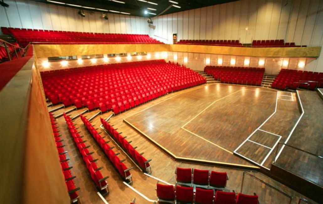 Konzertsaal-Sanierung schreitet voran