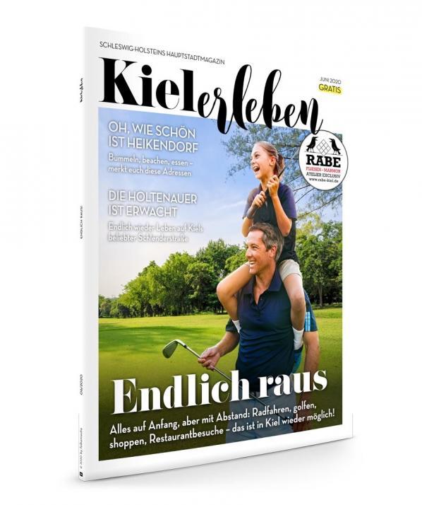 Die Juni-Ausgabe der KIELerleben ist da!