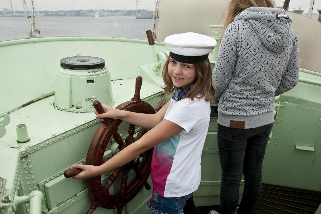 Stadt- und Schifffahrtsmuseum öffnen die Türen