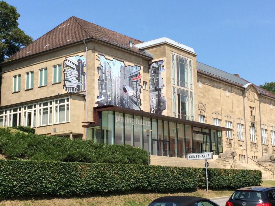 Neues Programm in der Kunsthalle