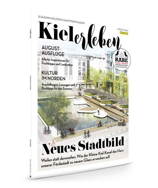Die August-Ausgabe der KIELerleben ist da!