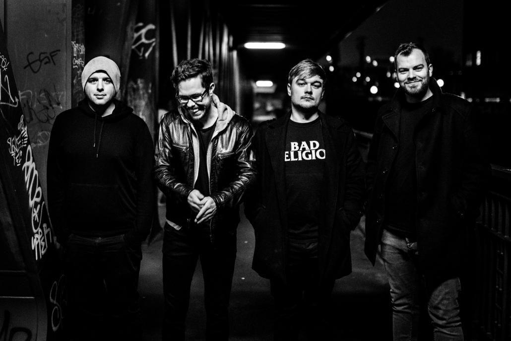 """Auch die Hamburger Band Headcrime freut sich darauf, dieses Jahr Teil von Kiels schönster Woche zu sein. Seit 2005 spielt das Quartett seinen englischsprachigen Punkrock, 2019 erschien ihr aktuelles Album """"Good Boy""""."""