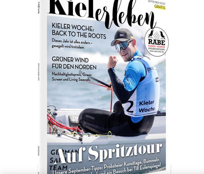 Die KiWo-Ausgabe der KIELerleben ist da!