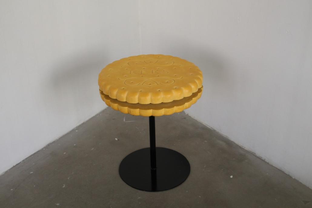 Der perfekte Tisch für ein Kaffeekränzchen