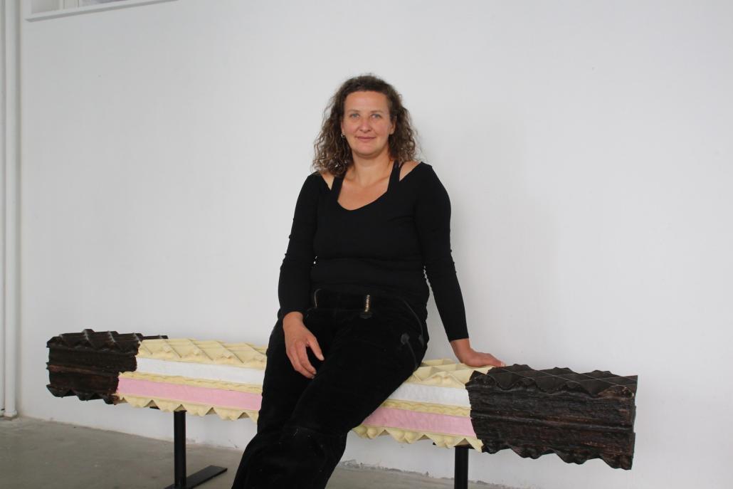Bildhauerin Anja Backhaus