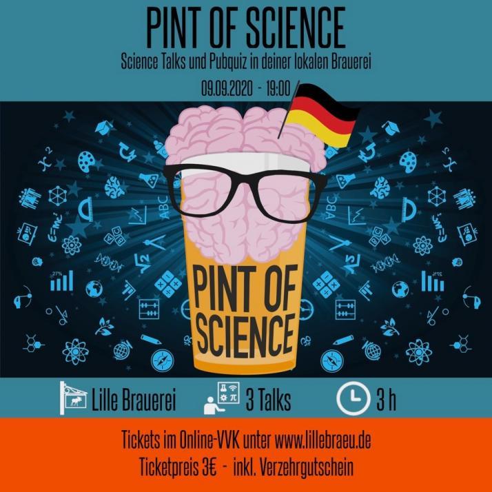 Bier trifft Wissenschaft