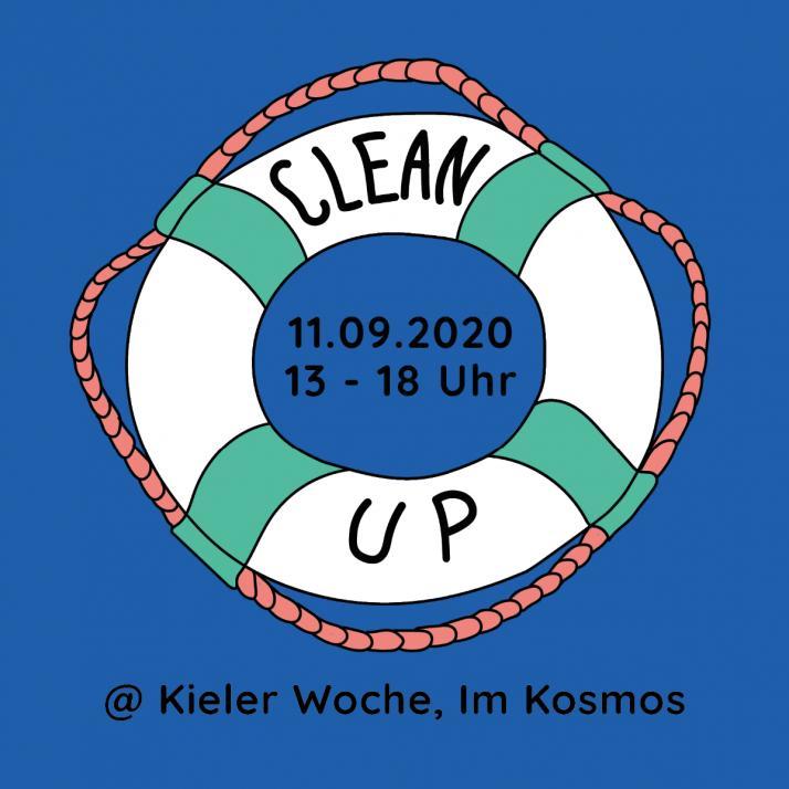 SEEd und Oclean veranstalten ein Clean Up zur Kieler Woche.