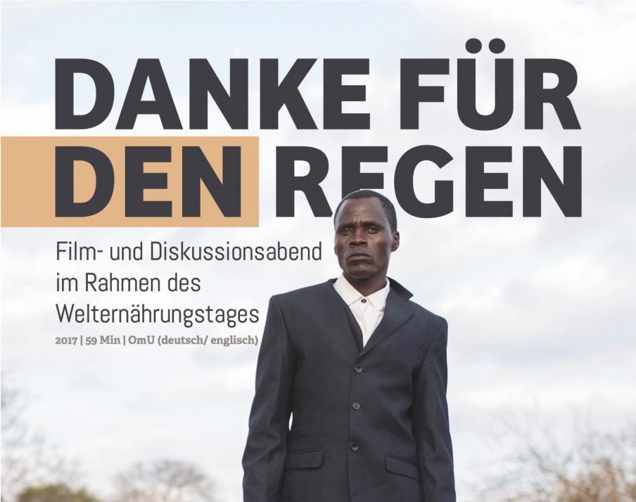 Wasserknappheit in Afrika und Deutschland