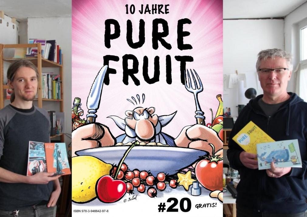 Kieler Comics feiern 10-Jähriges