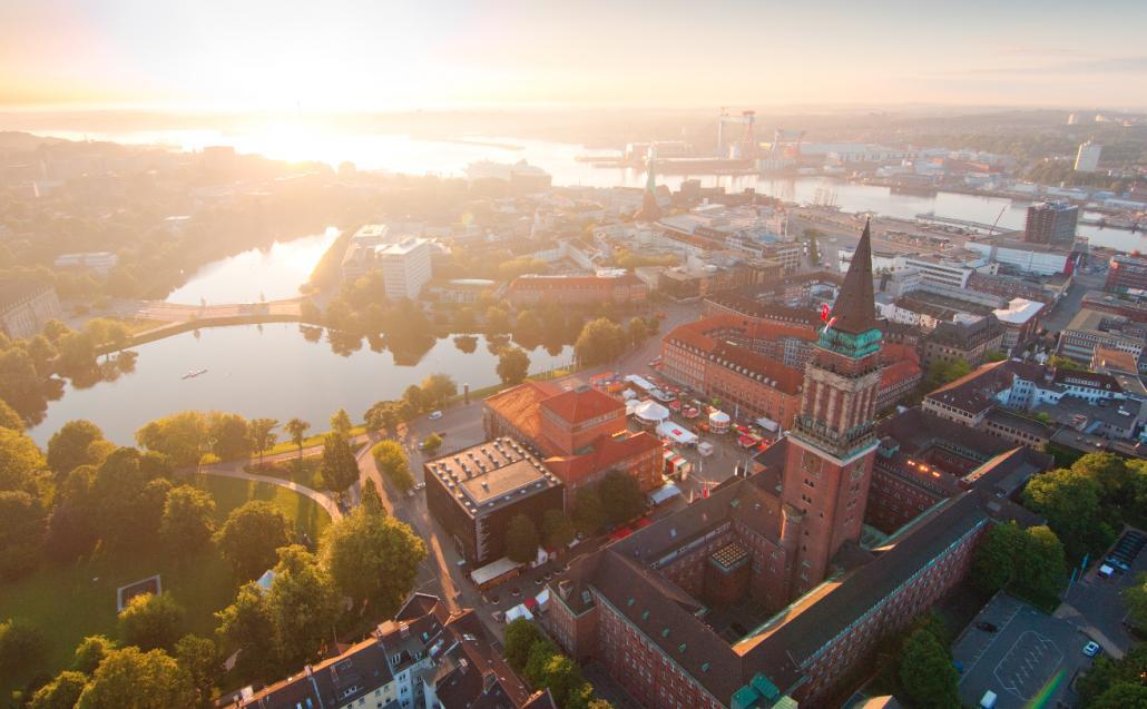 Kiel punktet bei Stadtmarken-Ranking