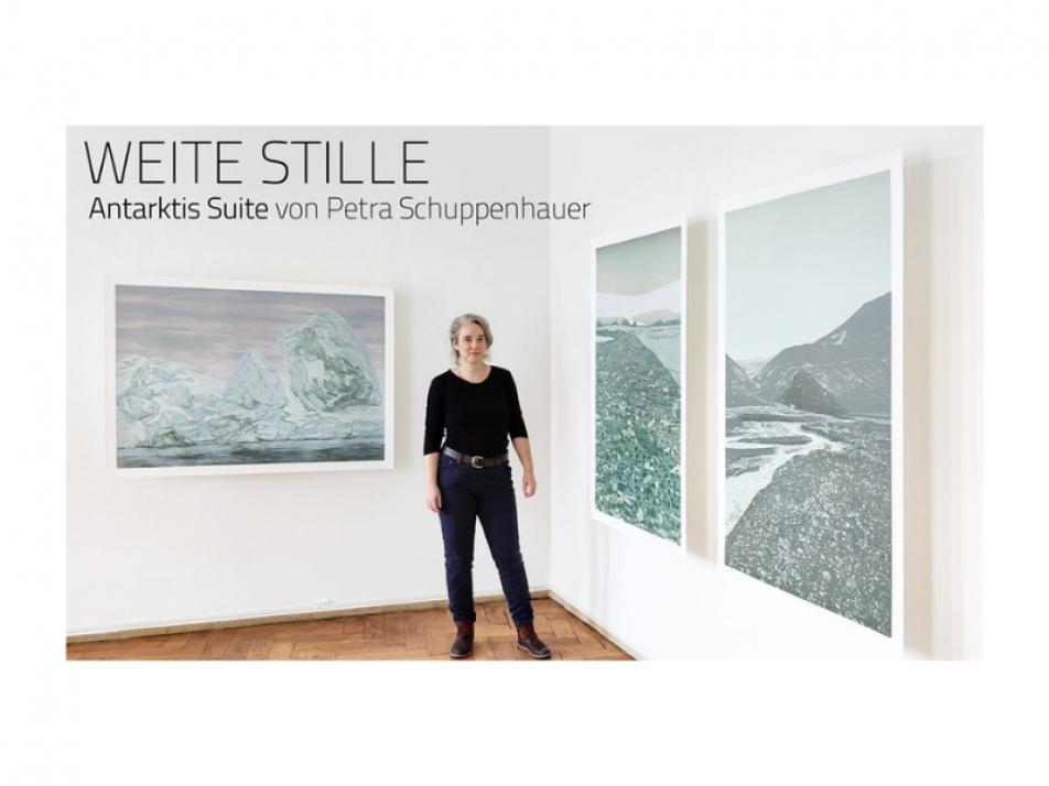 Weite Stille - in der Galerie Brennwald