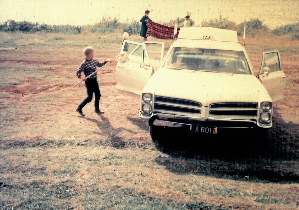 In Island war der Pontiac zuletzt bis 1985 als Taxi im Einsatz.