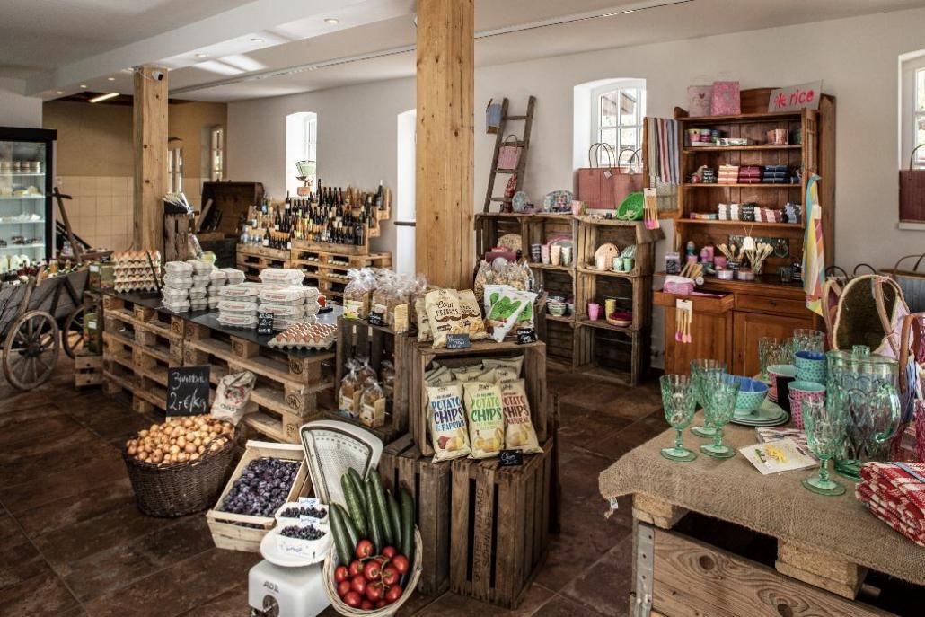In den Hofläden bekommt ihr frische und regionale Produkte in bester Qualität