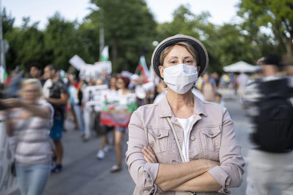 """Für Samstag plant die Kieler Antifa eine Gegendemo zu """"Kiel steht auf"""" in der Innenstadt"""