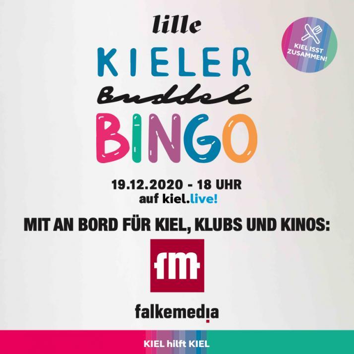 Lillebräu streamt Buddel Bingo live