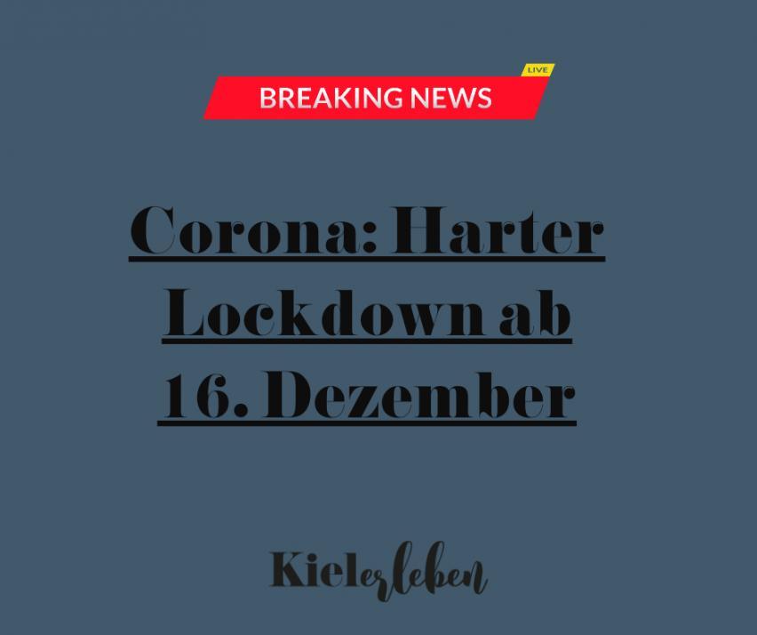 Das sind die neuen Regeln für den harten Lockdown