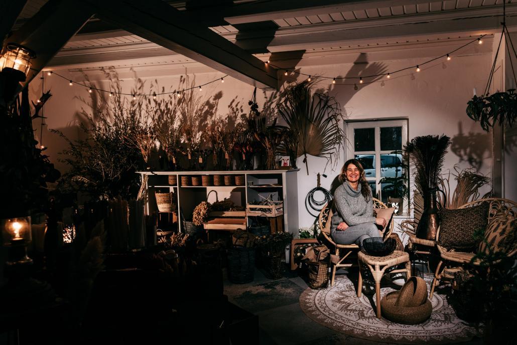 Auch Nina Rubin von der Eventwerkstatt hat die Dienste der Fotografin in Anspruch genommen.