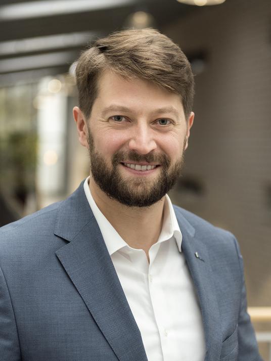 Arbeitskreis-Leiter Matthias Wolf sieht das Berufsfindungsprojekt als wichtige Möglichkeit, die regionale Wirtschaft mit den Schulen zu vernetzen.