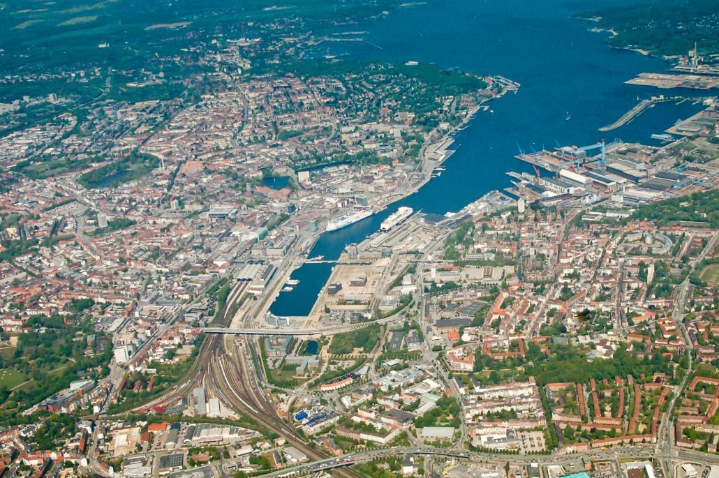 Zukunftsvisionen für das Kieler Ostufer