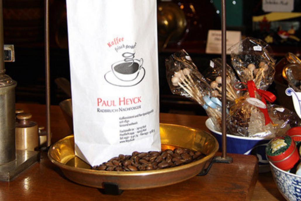 Lokalhelden: Kaffeerösterei Paul Heyck