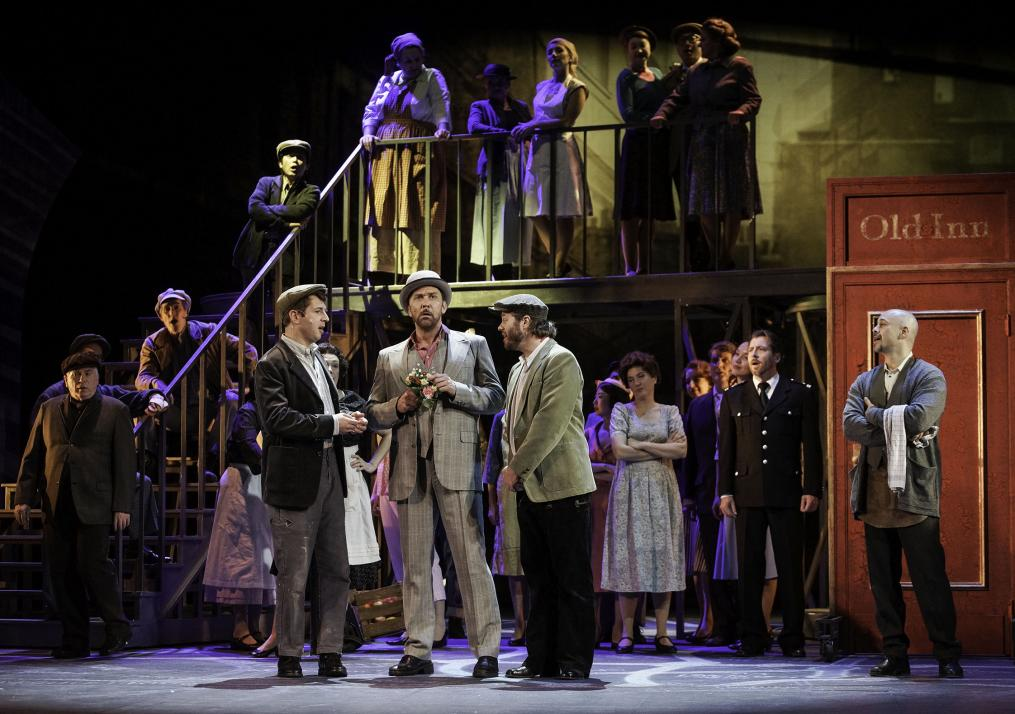 Neben dem Musical My Fair Lady, welches am 6. Mai startet, sorgt das Theater Kiel für ein buntes Programm während der Modellphase.