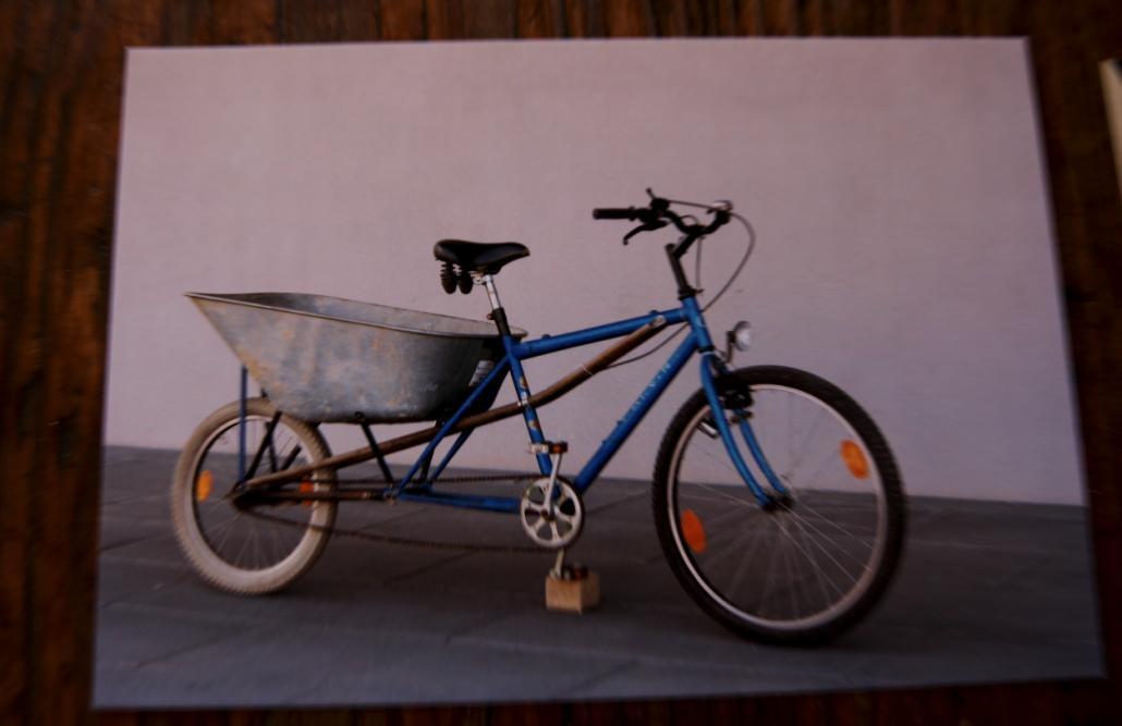 Das Modell des Wannen-Lastrades erfreut sich in Indien besonders großer Beliebtheit.