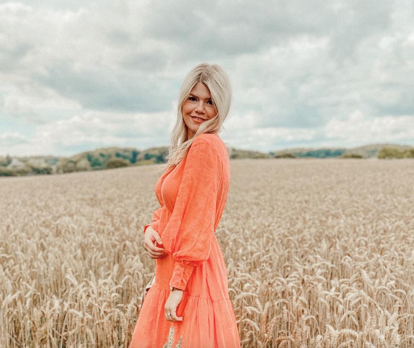 Diese Kielerin verrät uns ihren Frühlings-Look